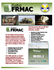 Turbo FRMAC Factsheet